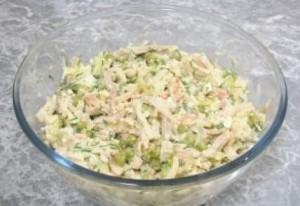 Новогодние салаты 2017   только новые и вкусные рецепты