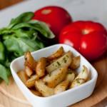 Пікантна запечена картопля