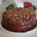 Торт «Чорний принц» рецепт