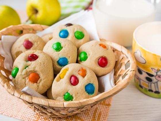 Печиво з M&M's