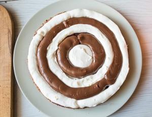 Торт Смородина в шоколаді