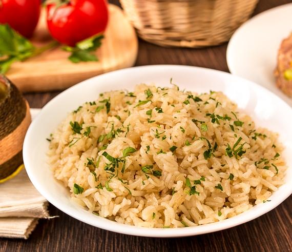Пряний рис з зірою