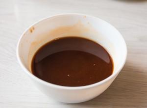 Соба з баклажанами в кисло солодкому соусі