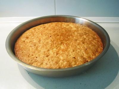 Торт «Полунична фантазія»