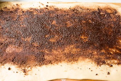 Булочкиз кориці у формі для кексів