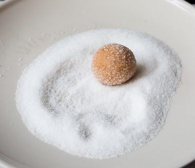 Тающе арахісове печиво