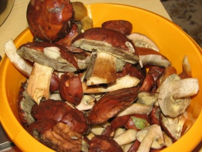 Салат з грибами на зиму