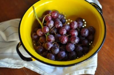 Маринований виноград на зиму