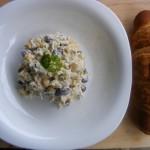 Салат з курки і квасолі