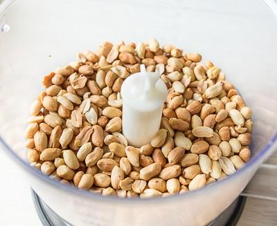 Домашня арахісова паста