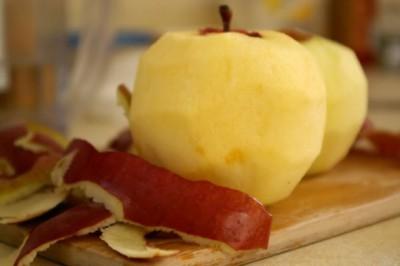 Яблучний пудинг