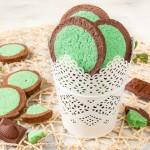 М'ятно-шоколадне печиво