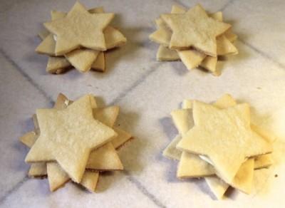 Новорічне печиво Ялинка