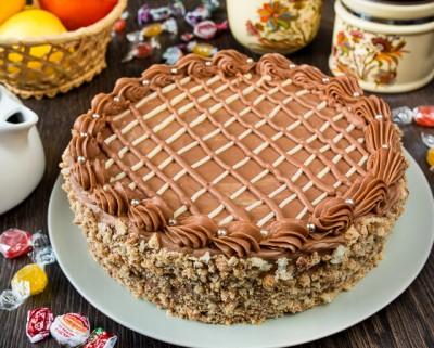 Київський торт по ГОСТу