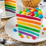 Райдужний торт