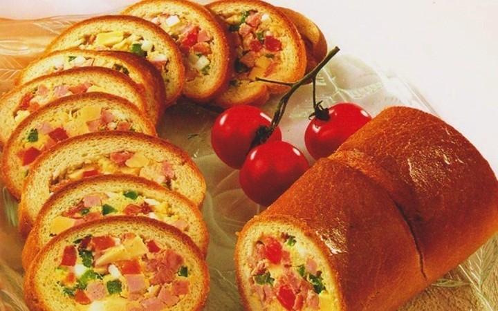 Бутерброди на святковий стіл: просто і зі смаком